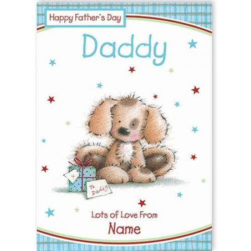 Happy Father's Day Daddy Card