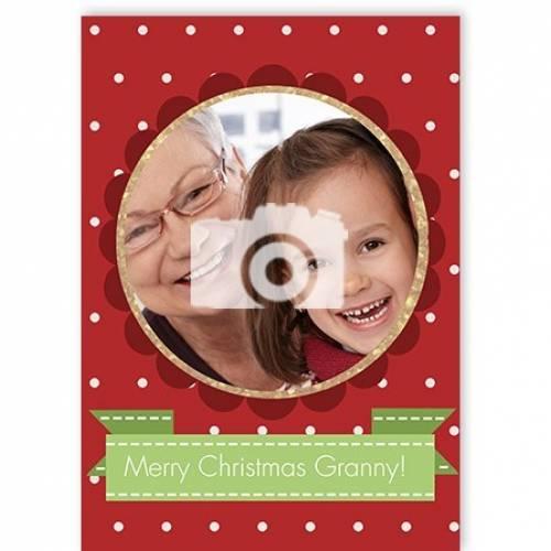 Christmas Any Message Any Photo Card