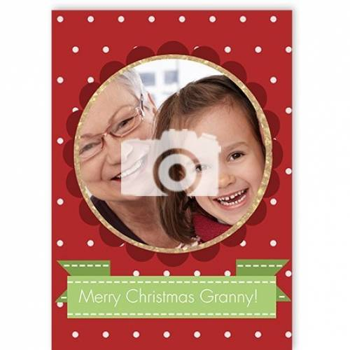 Christmas Any Message Any Photo Card