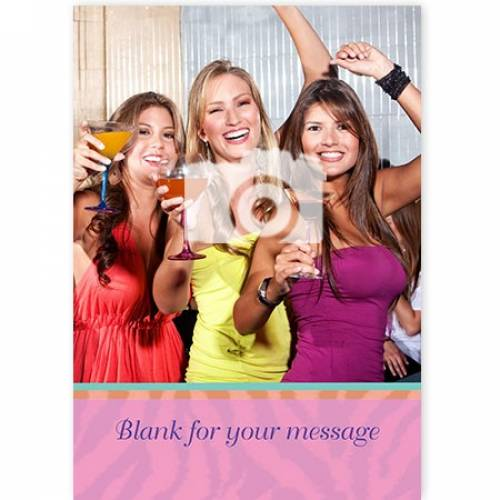 Any One Photo Any Message Any Occasion Card