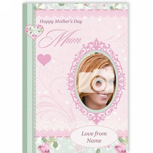 Happy Mother's Day Mum Mother's Day Card