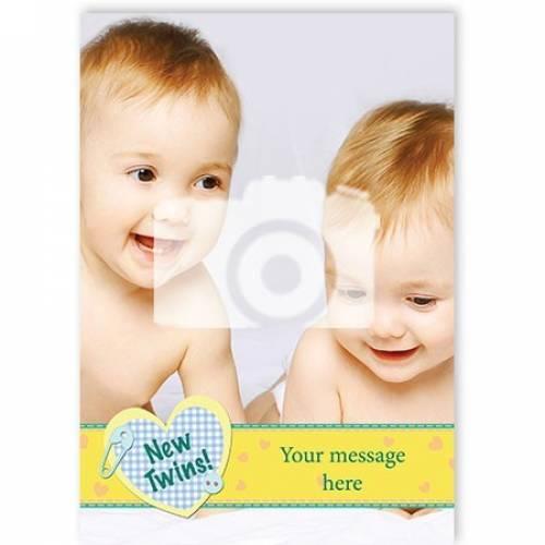 New Twins Card