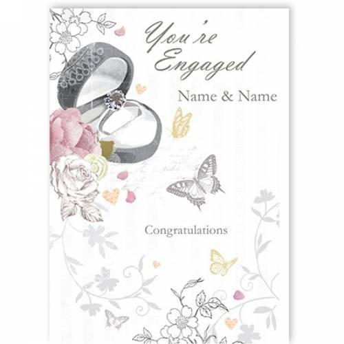Engagement Ri Card