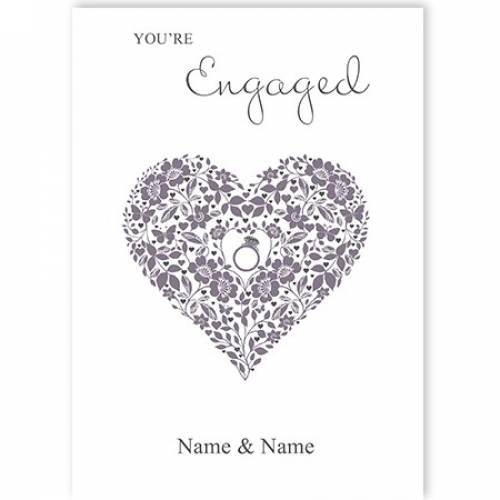 Heart Engaged Card