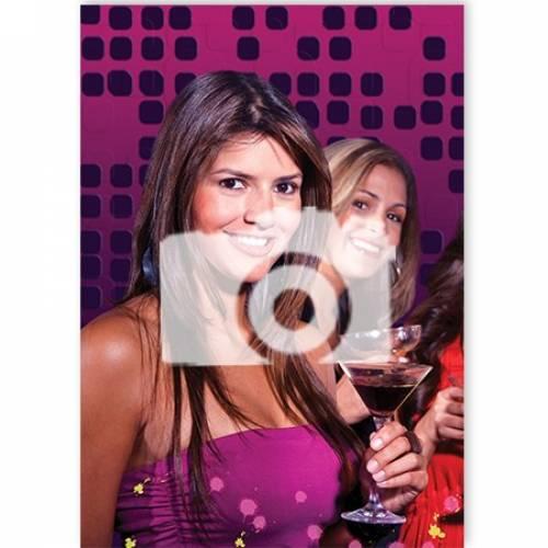 Photo Blank 3 Card