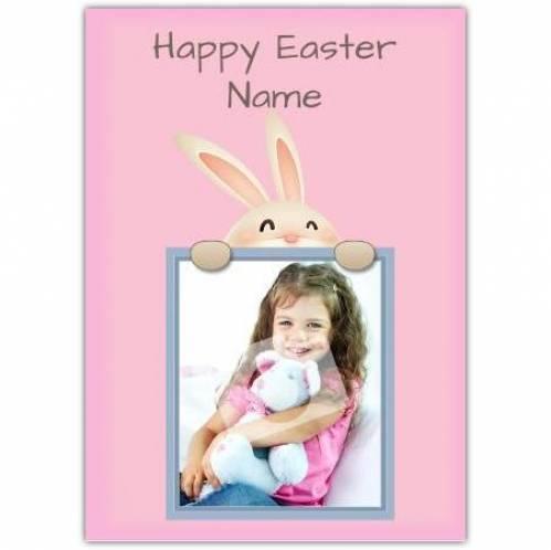 Easter Bunny Card