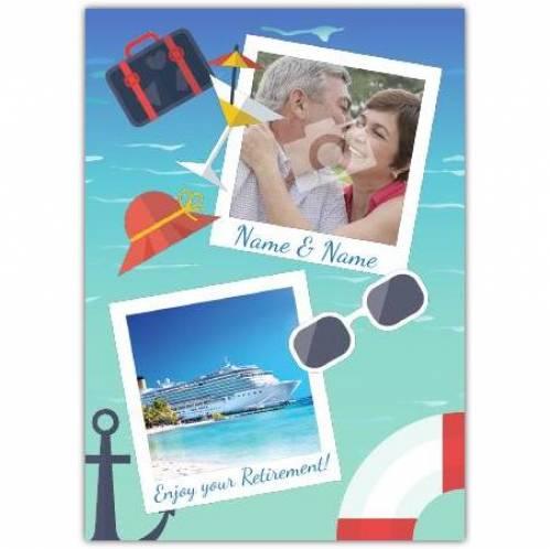 Enjoy Your Retirement Leisure Card