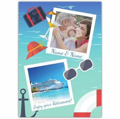 Enjoy Your Retirement Leisure Card