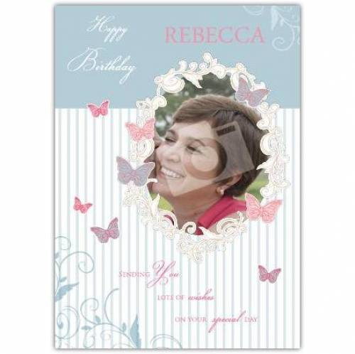 Sending Lots Of Wishes On Your Special Day Birthday Card